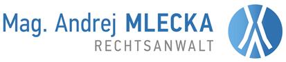 Mag. Andrej Mlecka, Rechtsanwalt in Wien